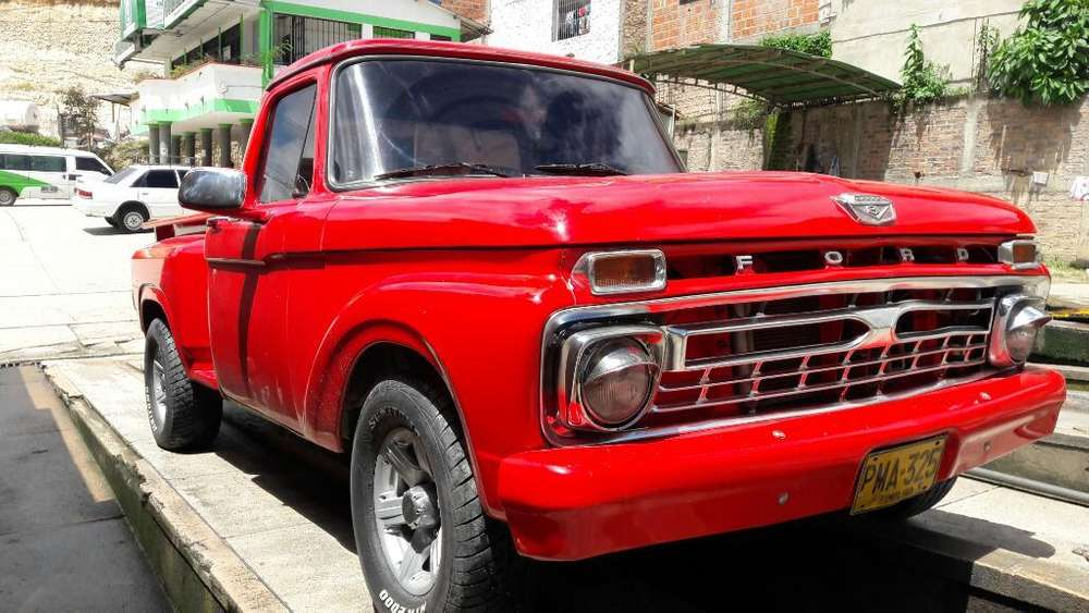 <strong>ford</strong> F-100 1966 - 140000 km