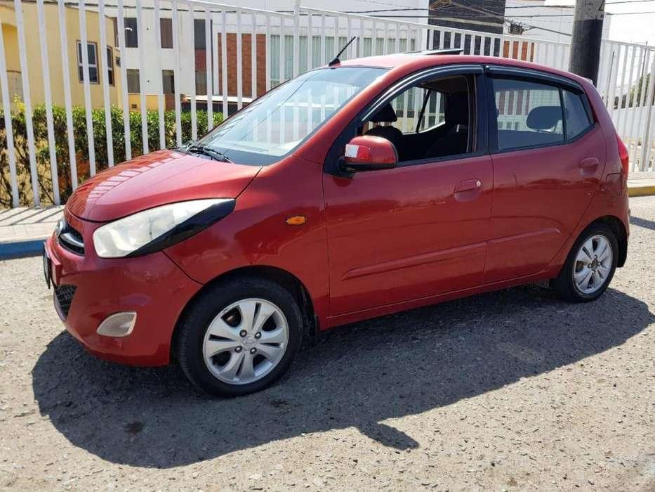 Hyundai i10 2013 - 69500 km