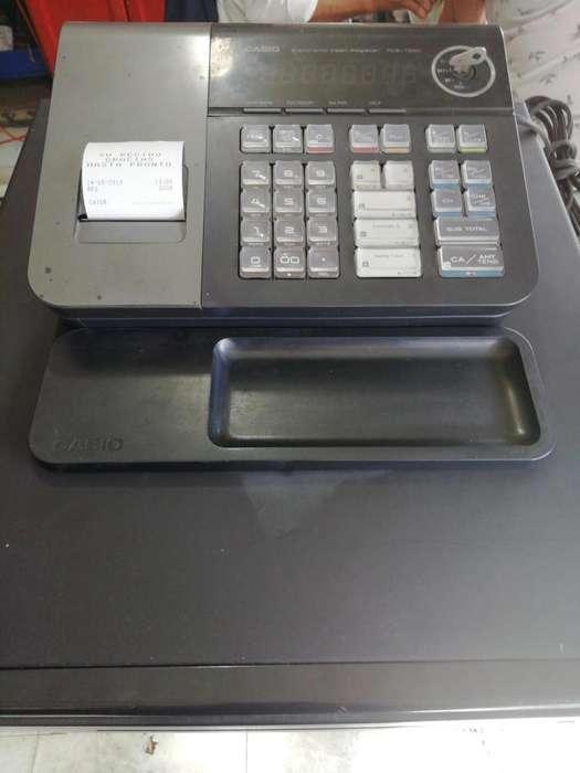 Registradora alfanumrica Casio PCR T280