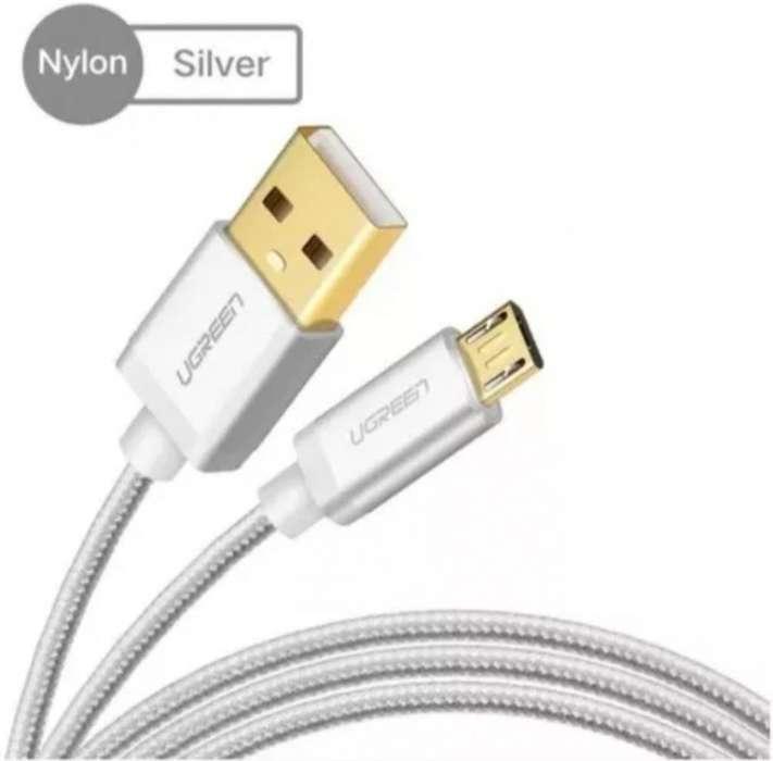 Cable Usb a Micro Usb Carga Rapida 15 M