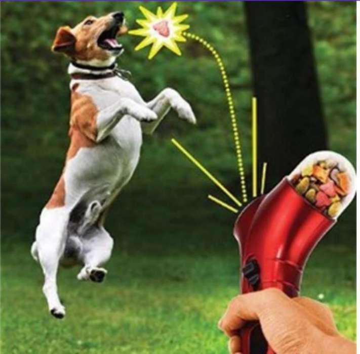 Lanzador de Comida para <strong>perros</strong> Ideal Adi