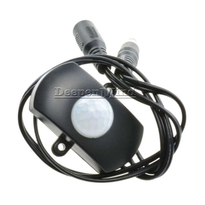 5-24V detector infrarrojo sensor movimiento