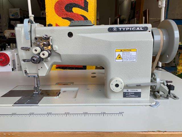 maquina coser industrial 2 agujas TYPICAL Promocion !!