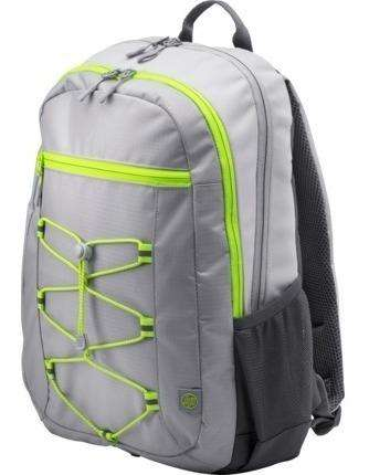 <strong>mochila</strong> Hp Active Backpack 15.6 Ploma/verde Laptop