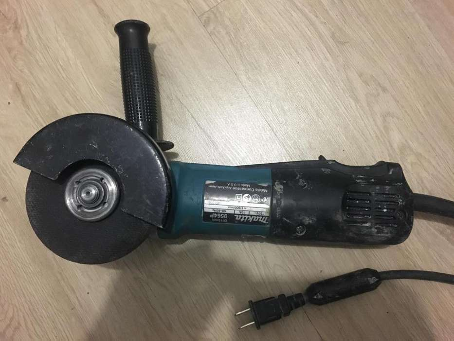 Makita 9564p n 11900min, 115mm, 8