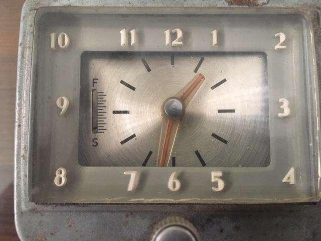 Reloj para chevrolet 1950