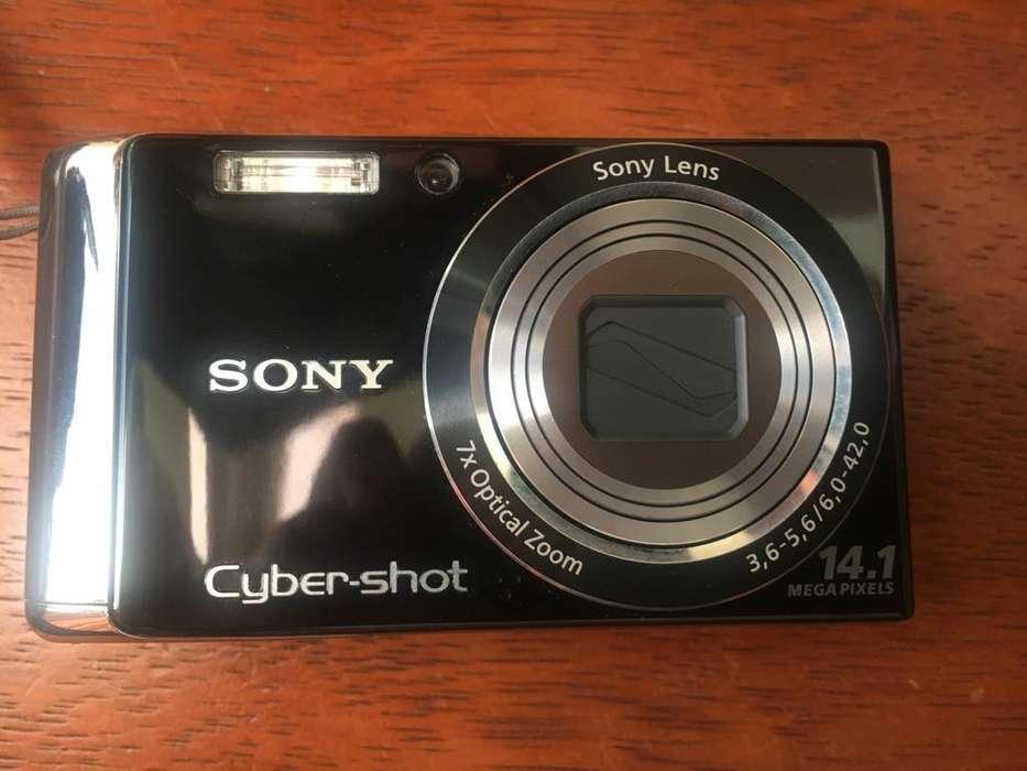 Camara Sony Cybershot, Perdecto Estado