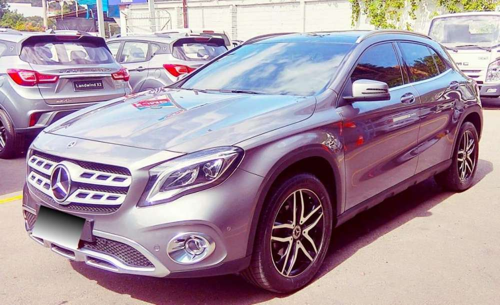 <strong>mercedes-benz</strong> Clase GLA 2018 - 18000 km