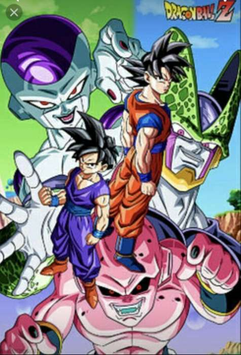 Serie Completa Dragon Ball