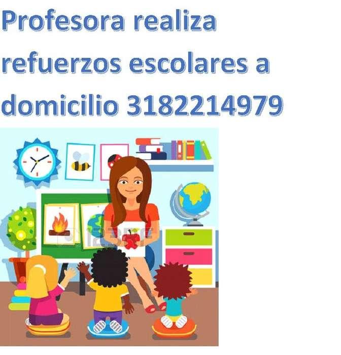 Profesora a domicilio