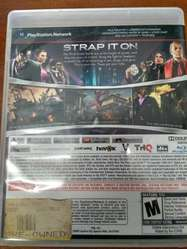 Juego Saints Row The Third PS3 Original
