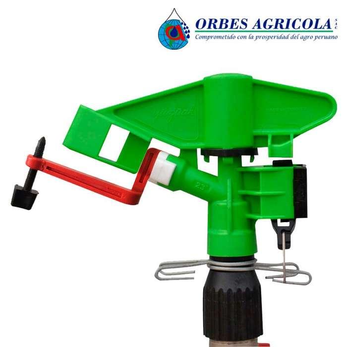 Aspersores agrícolas