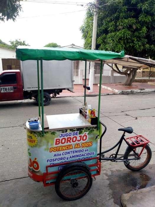 Espectacular Oferta Triciclo de Borojo