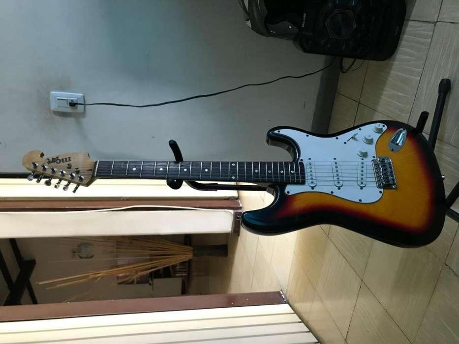 Guitarra Electrica mc art Stratocaster Cali
