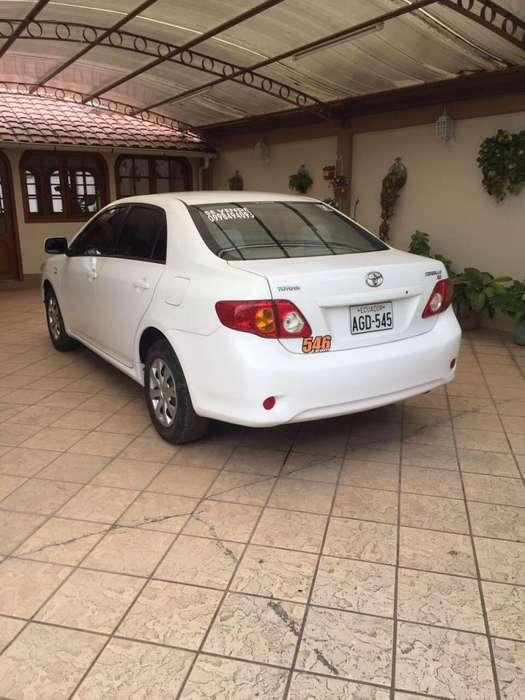 Toyota Corolla 2009 - 98000 km