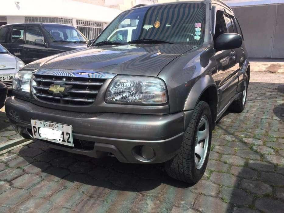 Chevrolet Grand Vitara 2013 - 125000 km
