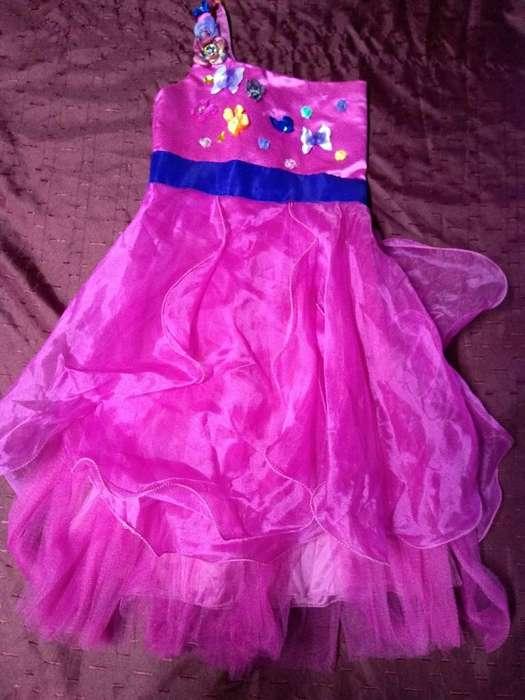 Disfraz para Niños de hasta 7 Años Aprox