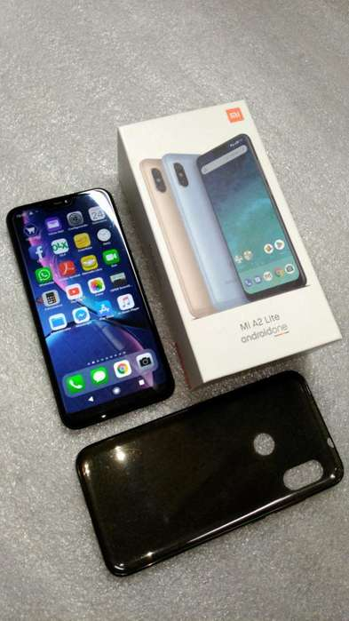 Celular Xiaomi Mi A2 Lite 4gb 64gb Neg