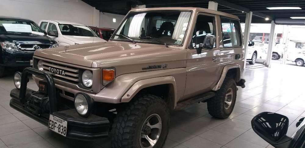 Toyota Land Cruiser 1993 - 193000 km
