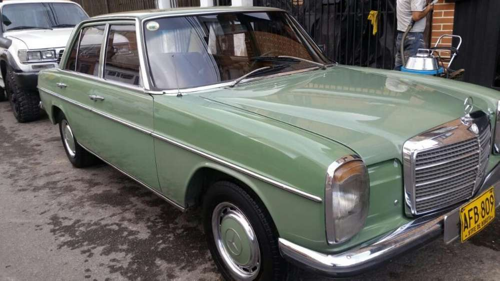 <strong>mercedes</strong>-Benz Clase C 1973 - 67000 km