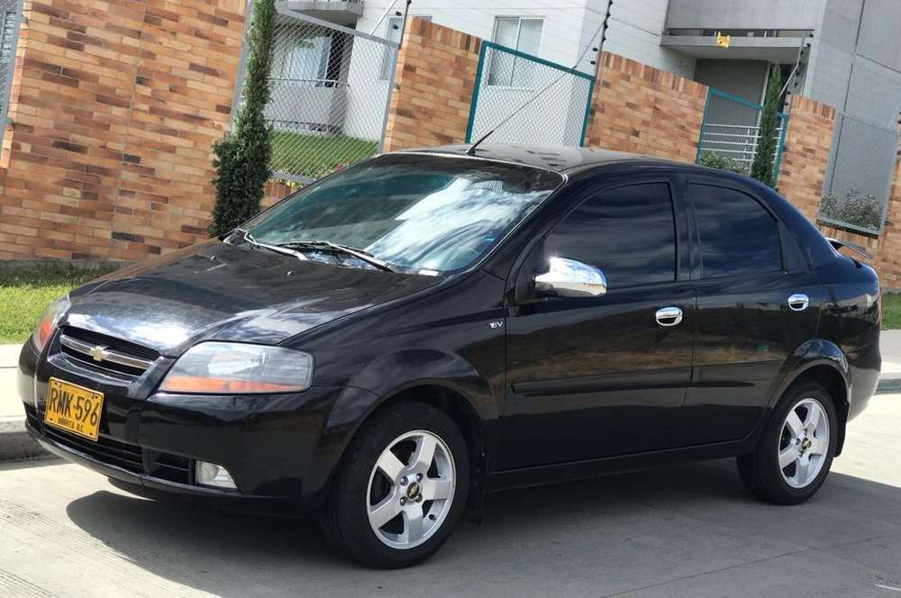 Chevrolet Aveo 2012 - 79000 km