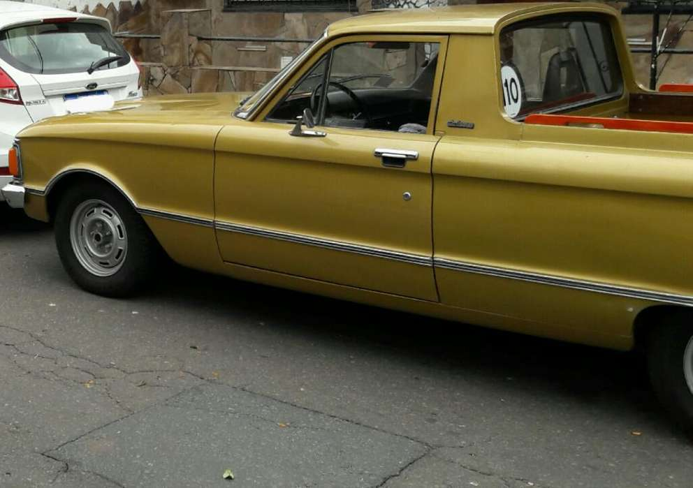 <strong>ford</strong> Ranchero 1981 - 100 km