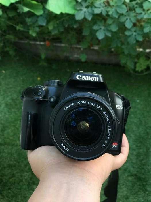 Vendo Camara Canon Rebel Xs