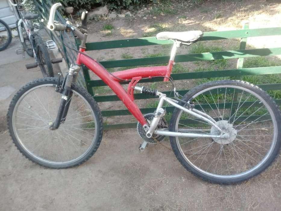 Bici Doble Suspensión R26