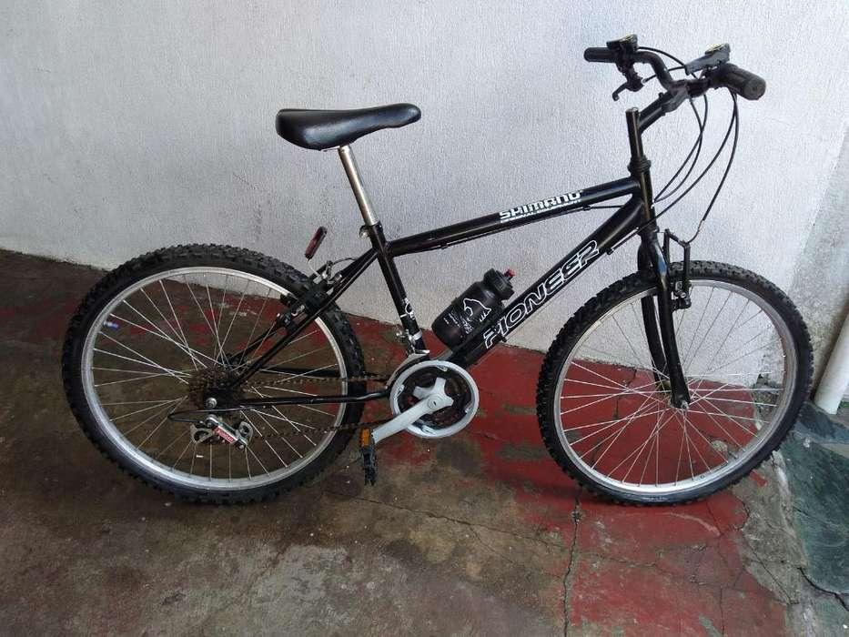 Vendo Bicicleta Pioneer Excelente Estado