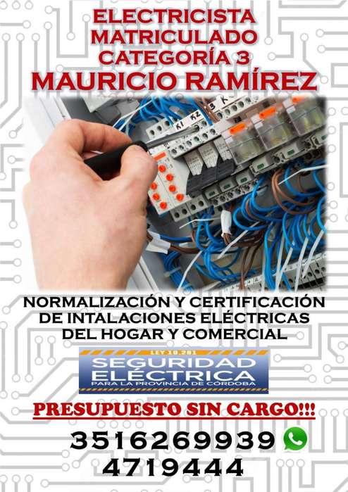 ELECTRICIDAD DEL HOGAR Y COMERCIAL