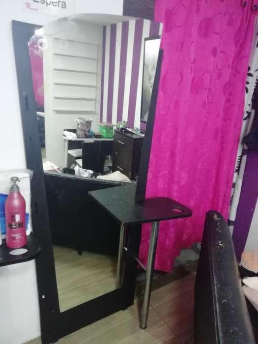 Mueble Salón de Belleza