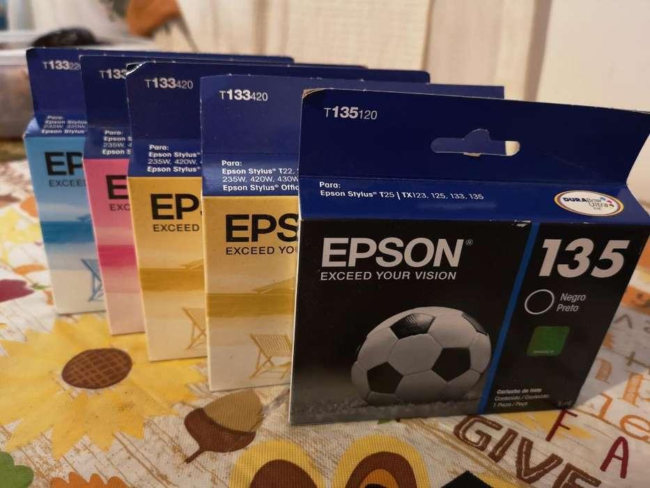 Cartuchos Epson Originales T135133