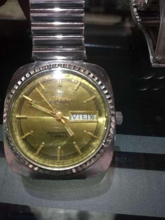 Relojes Vernal desde 80.000