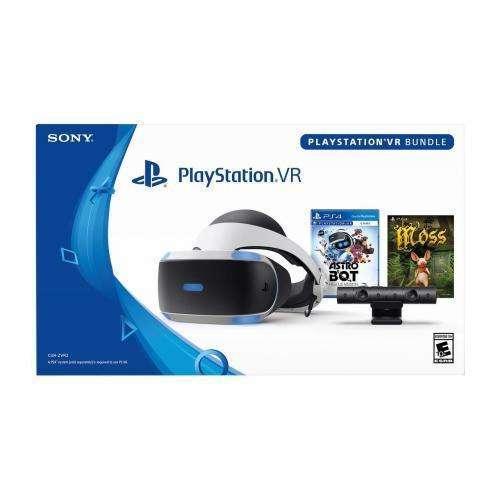 <strong>playstation</strong> vr realidad virtual con camara nuevo de paquete promocion 349.99 CON DOS JUEGOS