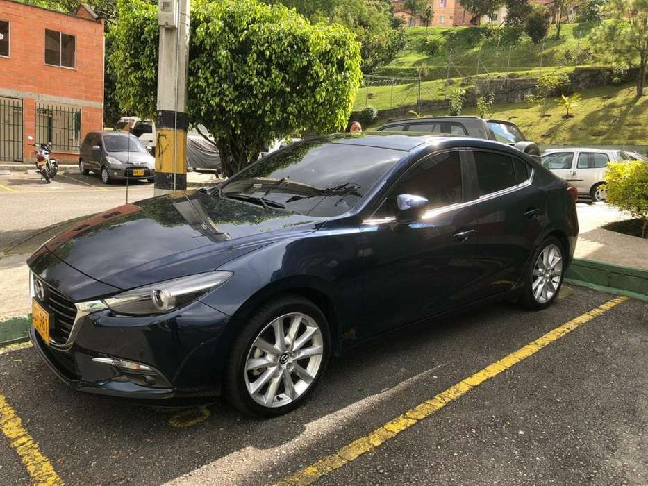 Mazda Mazda 3 2017 - 24000 km
