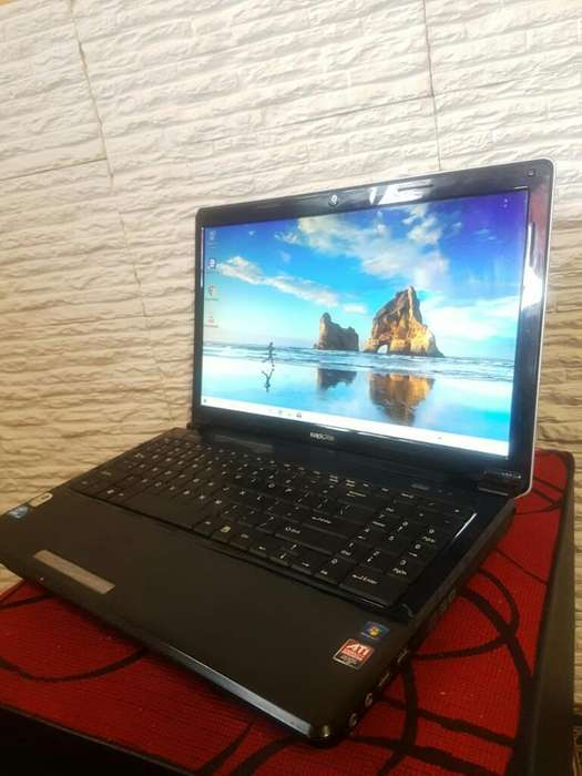 Notebook I7 Eurocase