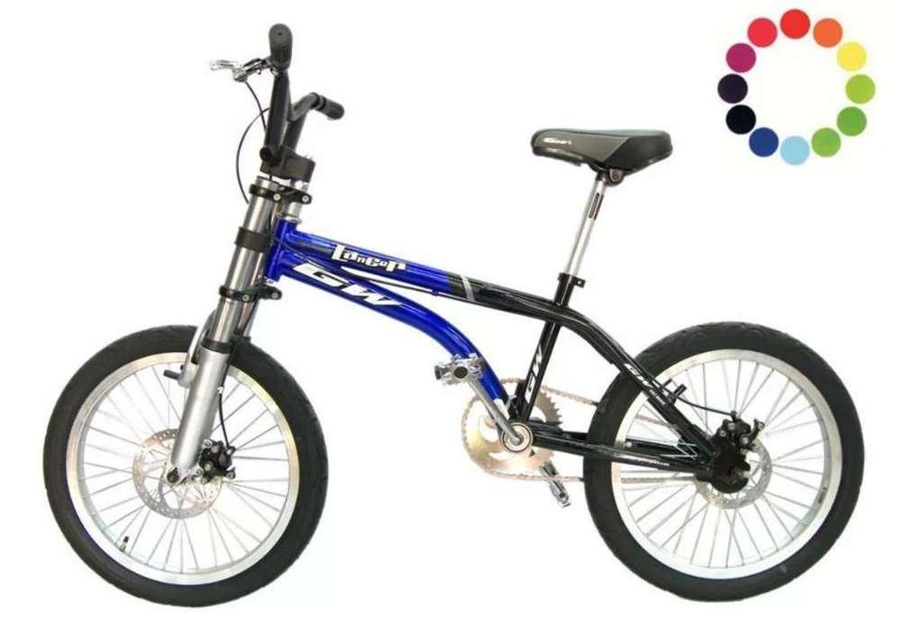 Bicicleta Gw Lancer