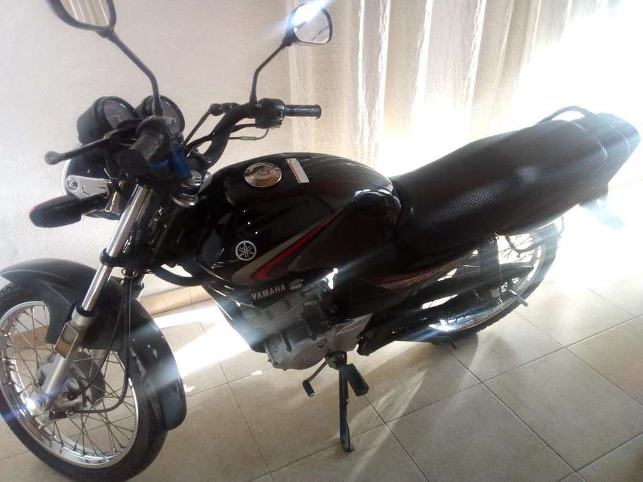 Yamaha Ybr 125 2012 Impecable