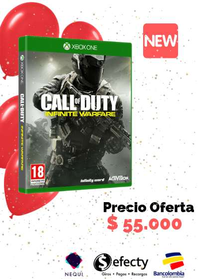 Call of Duty: Infinite Warfare, Nuevo