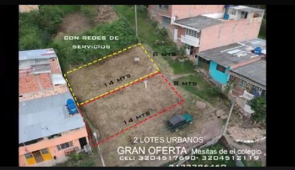Venta de Lotes de Terreno Urbano