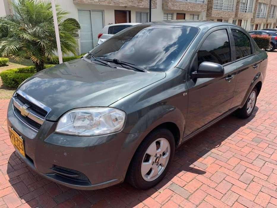 Chevrolet Aveo Emotion 2011 - 124000 km