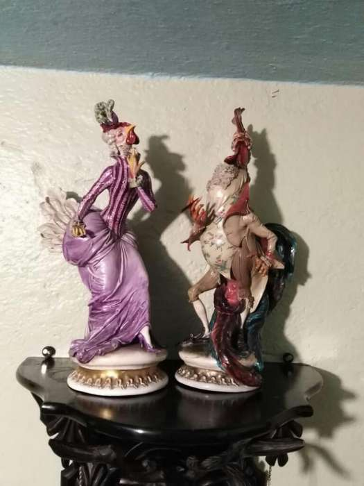 Porcelana Capo Di Monti