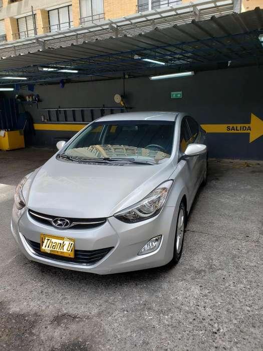 Hyundai Elantra 2013 - 46000 km