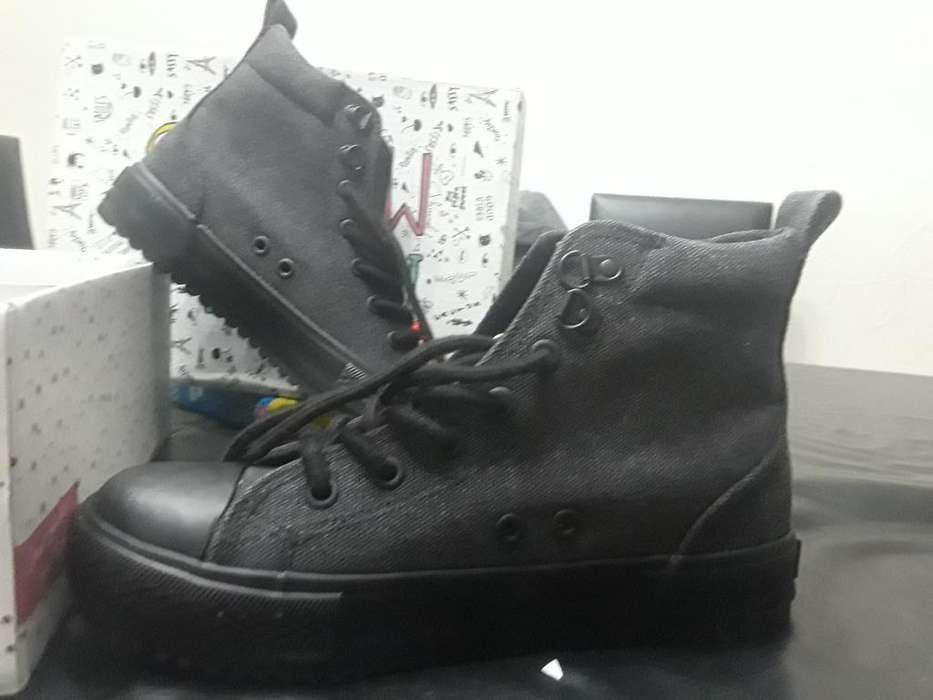 Zapatillas como quieres que te quiera