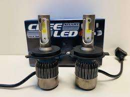Cree Led S2 Mini H4 16000lm - 40w Con Cooler