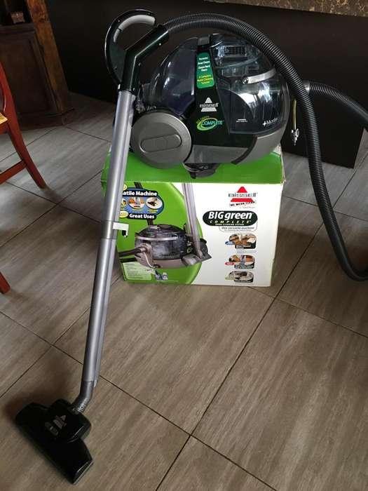 <strong>lavadora</strong> Y Aspiradora Big Green Complete