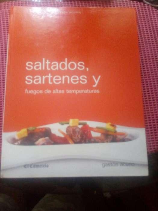 Libros de Cocina Exclusivo Cada Uno