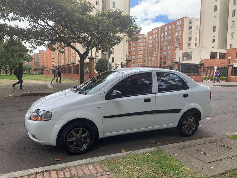 Chevrolet Aveo 2012 - 113000 km