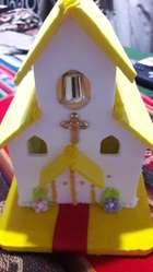 Iglesia para Torta Comunion