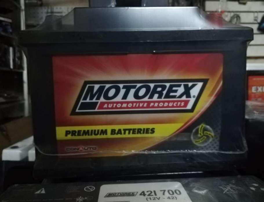 <strong>bateria</strong>s Motorex Full Equipo